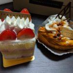 グラマシーニューヨークのショートケーキとアップルパイ