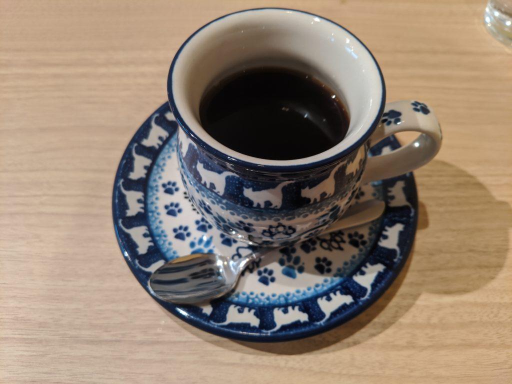 ザンパータのコーヒー
