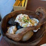 チーズのお店 バール ア フロマージュ スーヴォワルの牡蠣料理