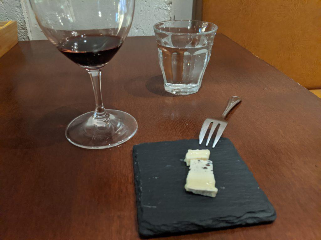 チーズのお店 バール ア フロマージュ スーヴォワルのチーズ